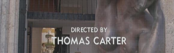 Directed by Thomas Carter