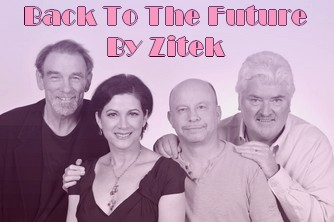 Back To The Future by Zitek