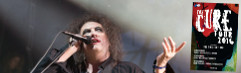 The Cure jouera en France en 2016
