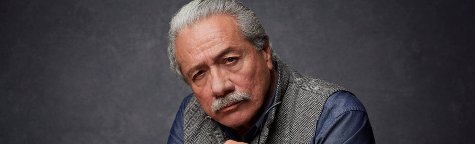 Edward James Olmos au casting de Windows on the World