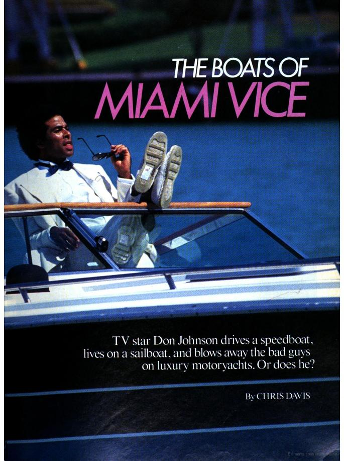 The boats of Miami Vice - Page 35