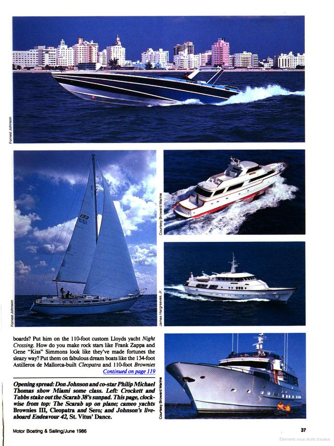 The boats of Miami Vice - Page 37