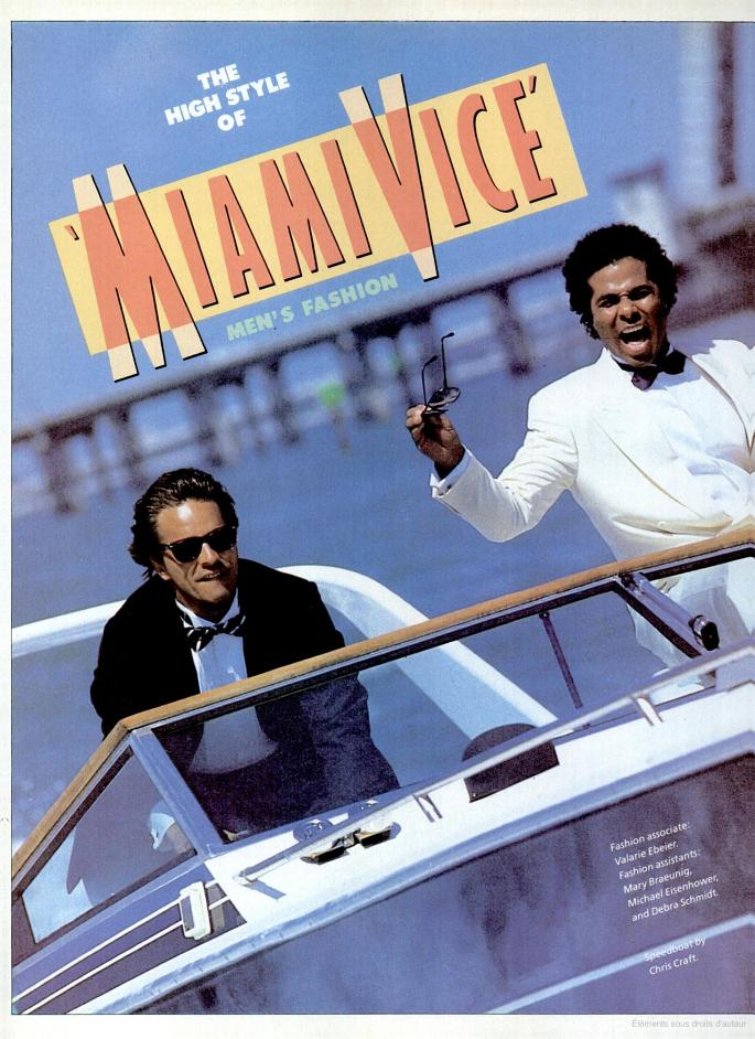 The High Style of Miami Vice - Page 54