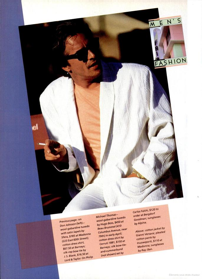 The High Style of Miami Vice - Page 56