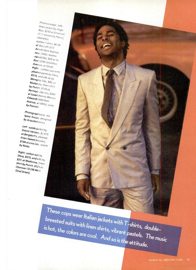 The High Style of Miami Vice - Page 61