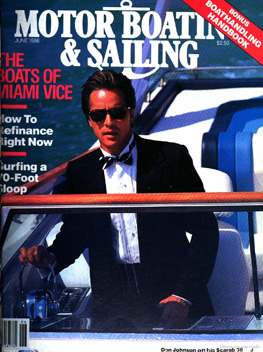The boats of Miami Vice